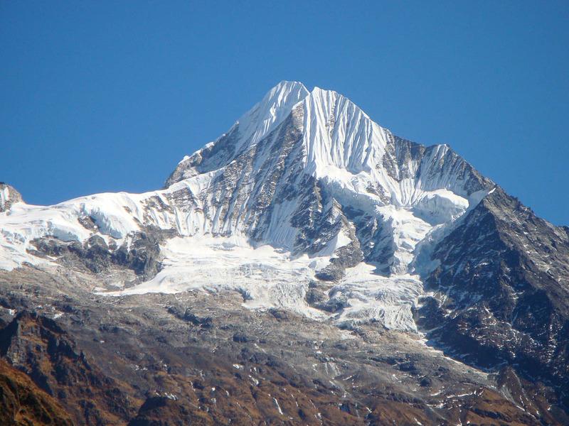 Mt.Chekigo Peak Climbing(5257m) 18 Day.