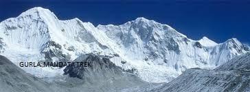 Mt.Baruntse expedition .