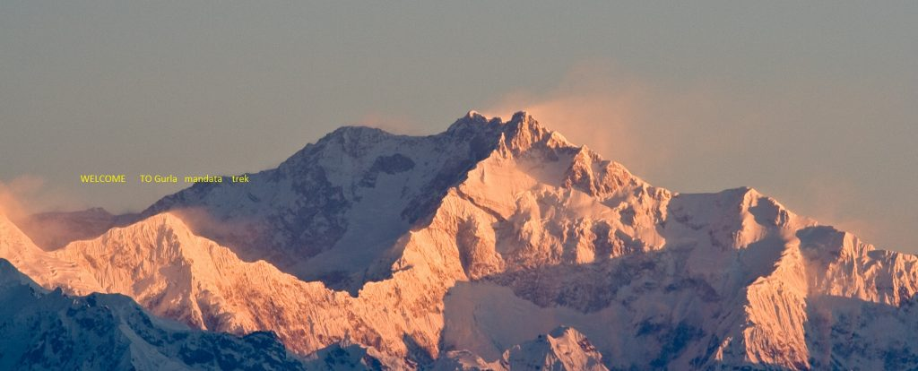 Mt.Kanchenjunga Expedition 8,586m.