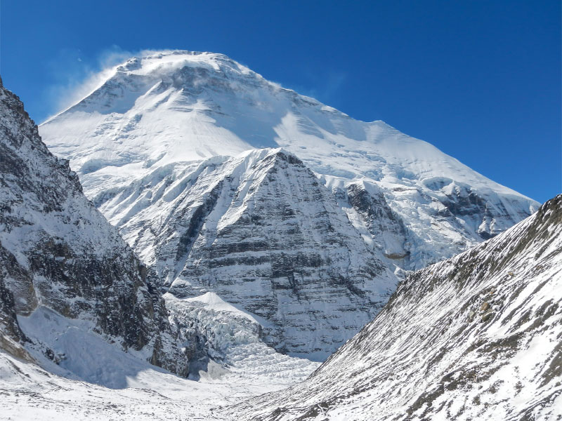 Dhaulagiri Round Trek (16 Days)