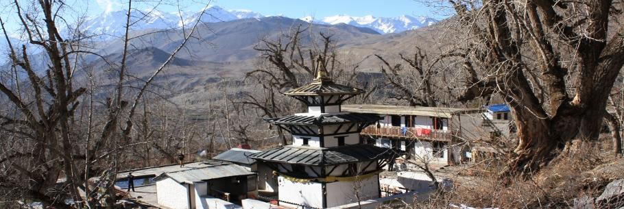 MUKTINATH TOUR BY HELICOPTER-6 DAY.