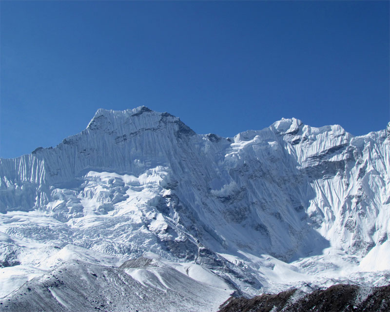 Mt.Ombigaichen Peak climbing (6340m) 19 Day.