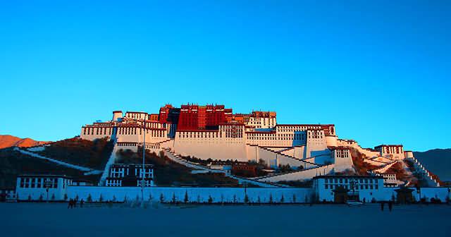 Kathmandu to Lhasa Tour 10 Day