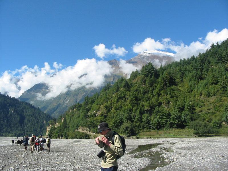 Siklish Danda Trekking 14  Day.