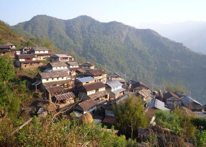 Pokhara Gurung Village Tour.