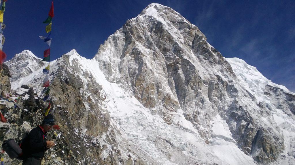 Mt. Pumori (7,161m) Expedition