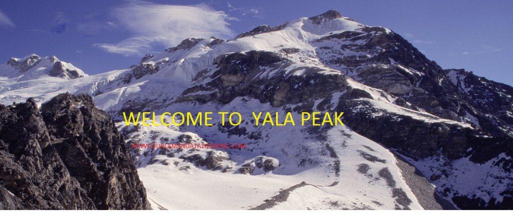 Mt.Yala Peak Climbing (5732m)