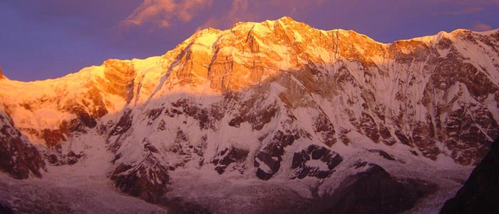 Annapurna Base Camp Trek ( 11 Days).