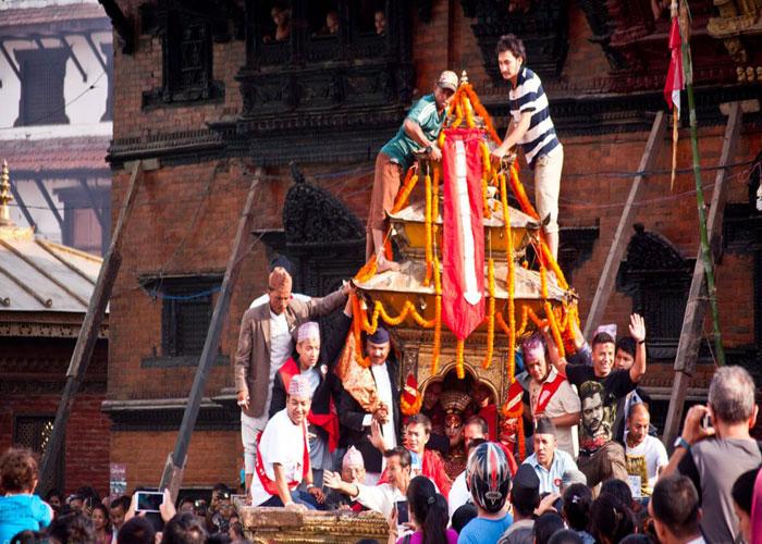 Indra Jatra Festival Tour  6  Day.