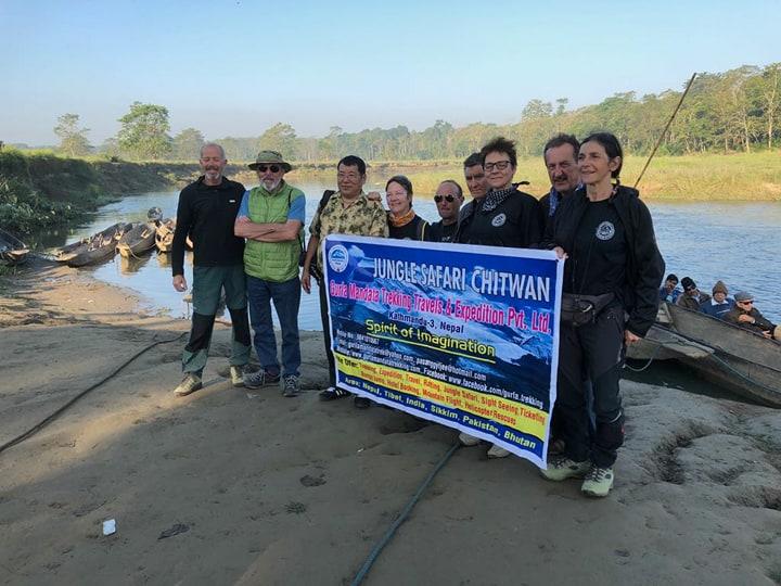 Kathmandu Chitwan Tour  9 Day.