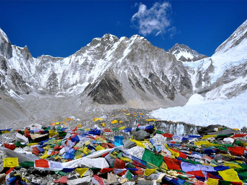 Everest Base Camp Trek 15 Day
