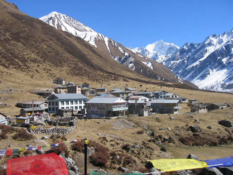 Langtang & Helambhu Trek 15 Day.