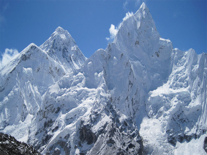 Jiri to Everest Base Camp Trekking 21 Day.
