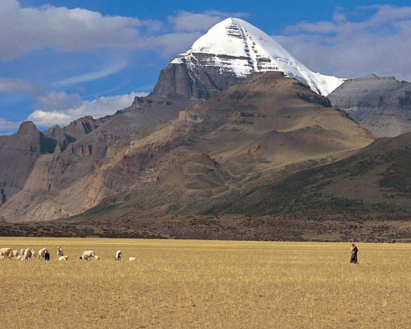 Mount Kailash Tour with tolling and zenda 14 Day.