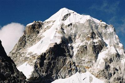 Mt.Kyazori Peak Climbing(6151m)