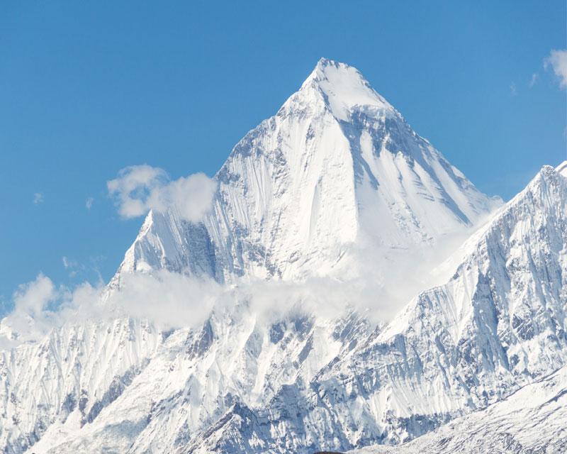Mt. Churen Himal  Expedition