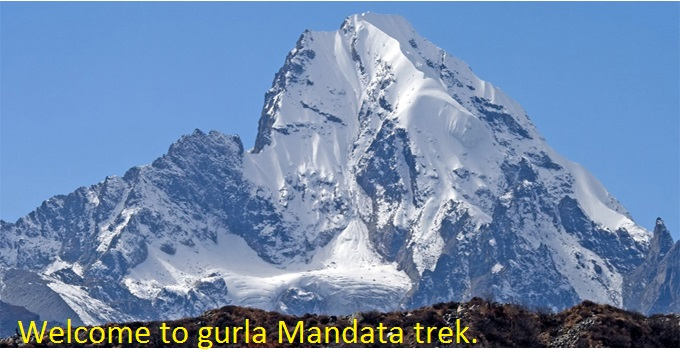 Nyakhang Peak Climbing (5863m)