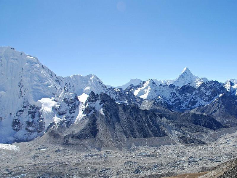 Poklande Peak Climbing(5806m)