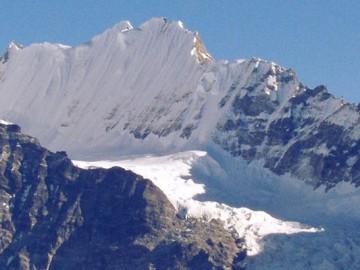 Mt.Yubra peak climbing  (6035m)