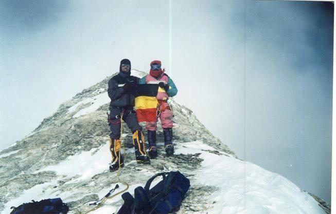 Mt.Gurla Mandata Namo Nanyi Expedition (7728m).