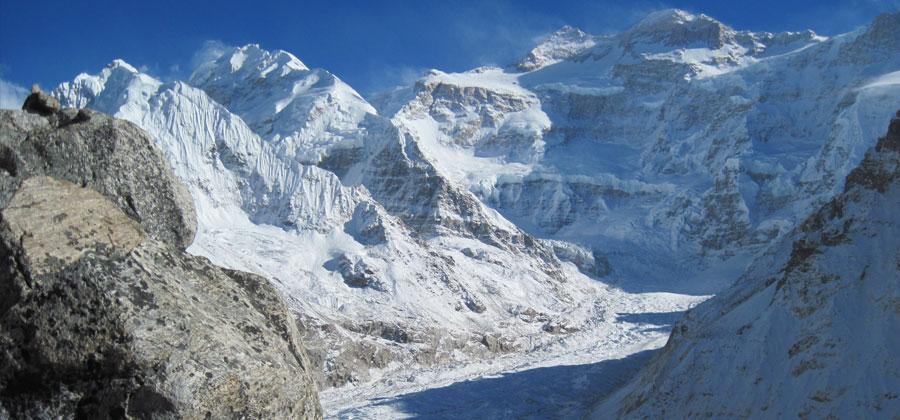 Kanchenjunga Trek(North & South Base Camp)-24 days