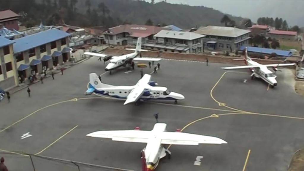 Kathmandu Lukla  Flight.